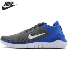 Nike Original New Arrival 2018 FREE Men's Running Shoes Lightweight Good Quality Outdoor Sneakers 942836-008