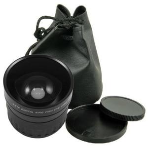 Image 5 - 58 ミリメートル 0.21X フィッシュアイ広角マクロレンズすべてのデジタルカメラ