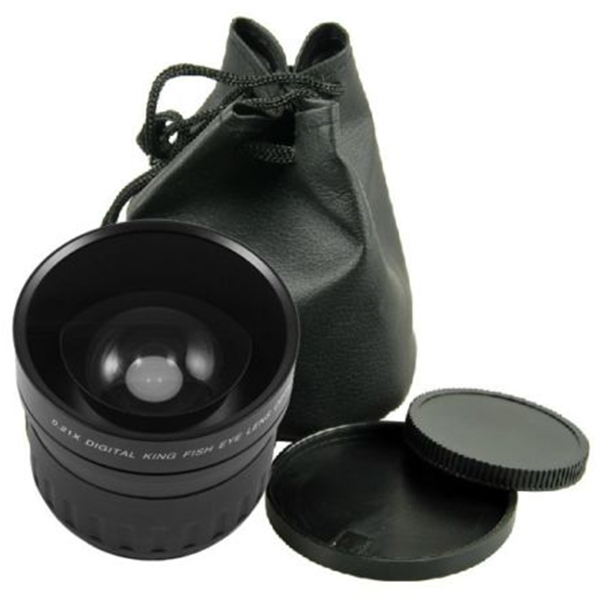 Image 5 - 58mm 0.21X Fisheye Wide Angle Macro Lens For Canon Nikon All Dslr Camera-in Camera Lens from Consumer Electronics