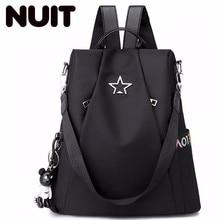 Female Leather Waterproof Backpack Bag School Bags For Teenagers Girls Youth Korean Style Mochila Feminina Plecak Large Bag цена