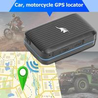 N1 GSM Mini Magnetic GPS Tracker Locator Car Vehicle Remote Recording Tracking Anti Lost Device For Automobiles Motorcycles