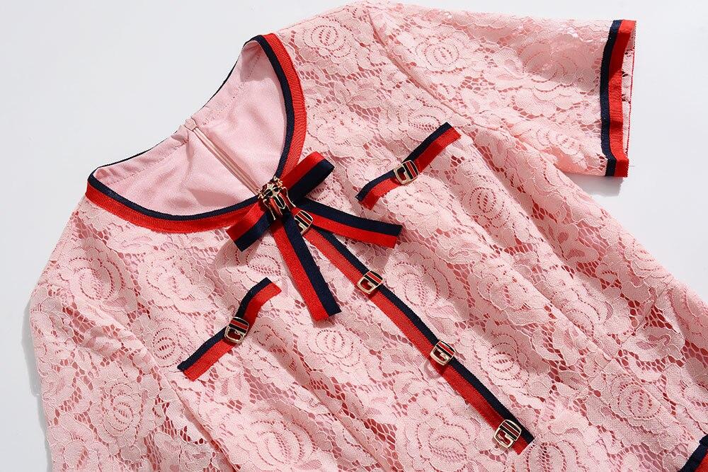 De Style Partie Femmes Design Printemps 2019 Luxe Nouvelle Mode Robe Célèbre Marque Européenne Wd03231 8n0wOPk