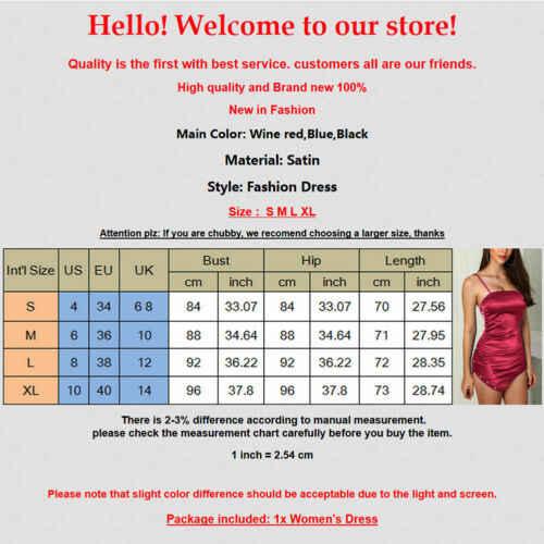 2019 נשים סקסי אסימטרית Bodycon רצועות גבירותיי מועדון ללבוש ערב המפלגה מיני שמלה