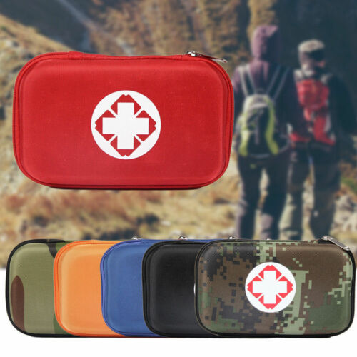 Pill-Box Emerge-Case Small Outdoor First-Aid-Kit-Bag Car-Survival-Kit Rescue Eyeful Home