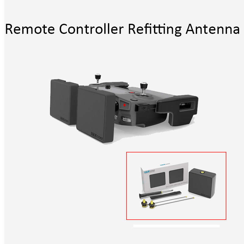 Mavic 2 Air Spark Remote Controller Refitting Antenna Extended Range 5 8G Anti interference For DJI
