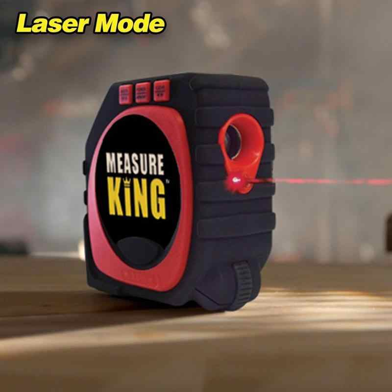 Digital test  gauge Tape String Mode Sonic Mode Roller Mode Universal Precise Digital Tape Measure tester  Tools 3-in-1