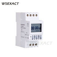цена на Loop Delay Relay Switching Time 1 Second Reach 99 Hour Can Freedom Set Up On Electric Infinite Electronic timer switch