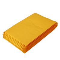 50Pcs/Set 200x300mm Mailing Bags Yellow Kraft Paper Bubble Envelope Bag Moistureproof High Quality Self Seal Shipping Bags