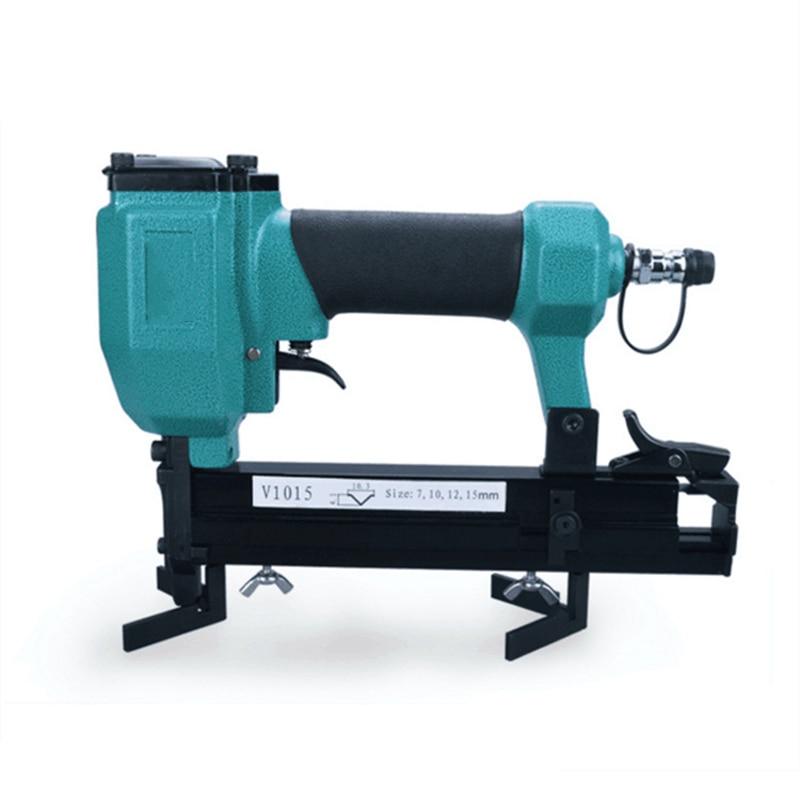7 15 мм Dia.10.3mm пневматический гвоздей инструмент для соединения Столяр воздуха степлер гвоздей фоторамка столярные инструменты