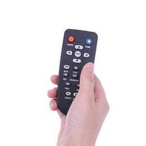 Image 2 - وحدة تحكم عن بعد بديلة عن بعد لـ ويسترن ديجيتال WD WDTV001RNN WDTV003RNN WDBACC0010HBKTV Live Plus HD Player