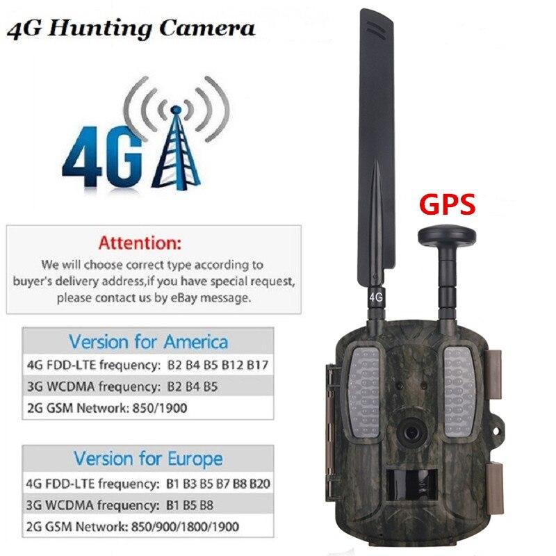 LTE GPS Trail Ov Kamera BL480LP Scouting Time Lazer HunterCam GPS / - Ovçuluq - Fotoqrafiya 4