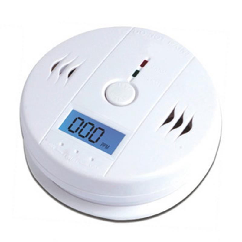 High Sensitivity Alerter Honeycomb Briquette Stove Carbon Monoxide Alarm CO Detector Gas-Leak Alarm Toxic Gas Alarm Smart Device