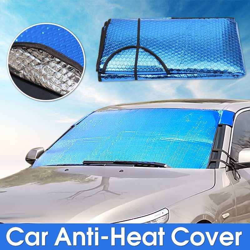 Car Window Sunshade Auto Window Sunshade Covers Foils Sun Protection Anti-heat Cover Car Wind Shield Sun Cover For Ordinary Car