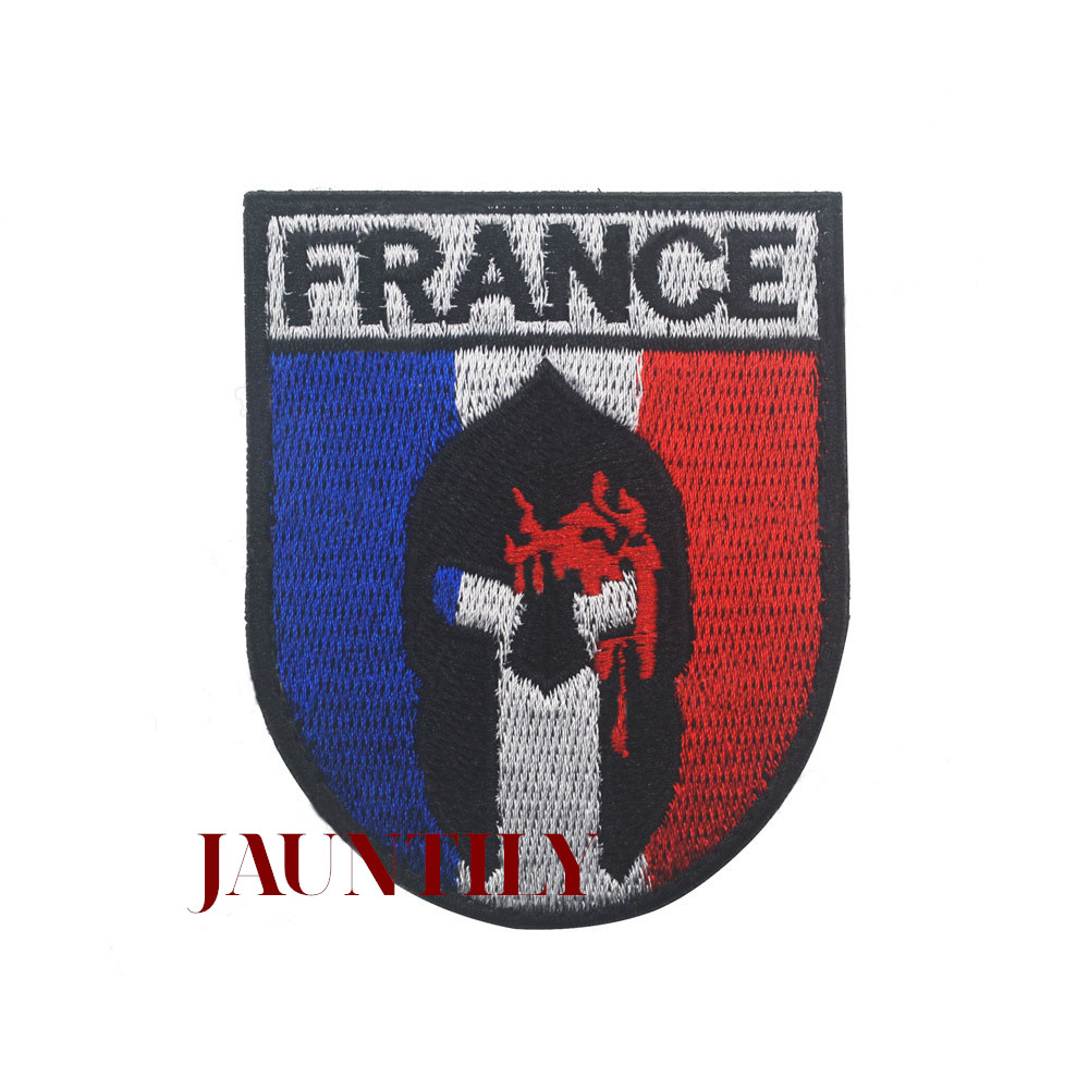 2019 New Outdoor Tactics Package Military Morale Chapter Identification Badge Patches Diy Patch Golden Knights Embroidery Patch in Patches from Home Garden