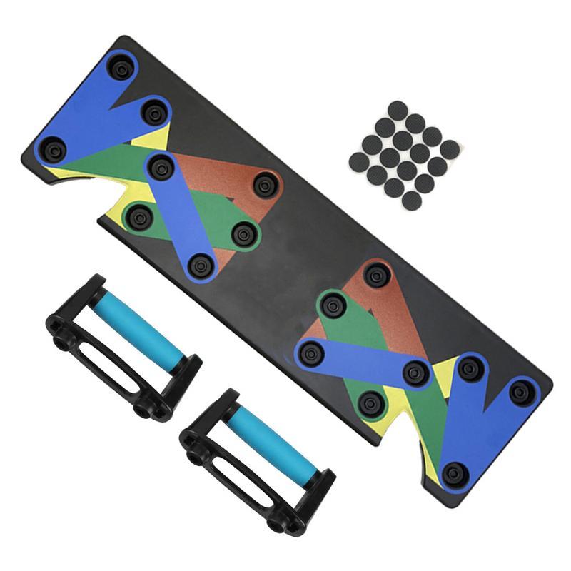 Nouveau Push Up Rack Board complet exercice de remise en forme se dresse système de formation de musculation équipement domestique Push Up Support Board