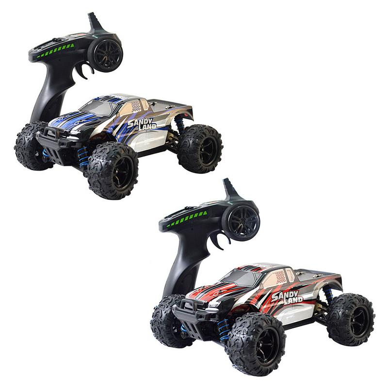 1:18 Scale Electric RC Car Toy Off Road 4WD High Speed 2.4Ghz Radio Control Monster Truck Toy1:18 Scale Electric RC Car Toy Off Road 4WD High Speed 2.4Ghz Radio Control Monster Truck Toy