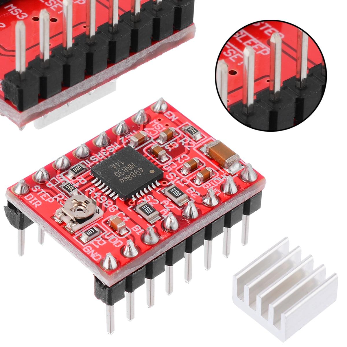 A4988 Stepper Motor Driver Module 3D Printer Polulu StepStick RAMPS RepRap