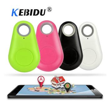 KEBIDU Smart Bluetooth 4 0 Anti Lost kontroler alarmu lokalizator kluczy bezprzewodowa Mini zdalna migawka lokalizator GPS Alarm dla kluczy dziecięcych zwierzęta domowe tanie i dobre opinie Angielski Użytku domowego Dziecko Wszystko kompatybilny Pilot zdalnego sterowania