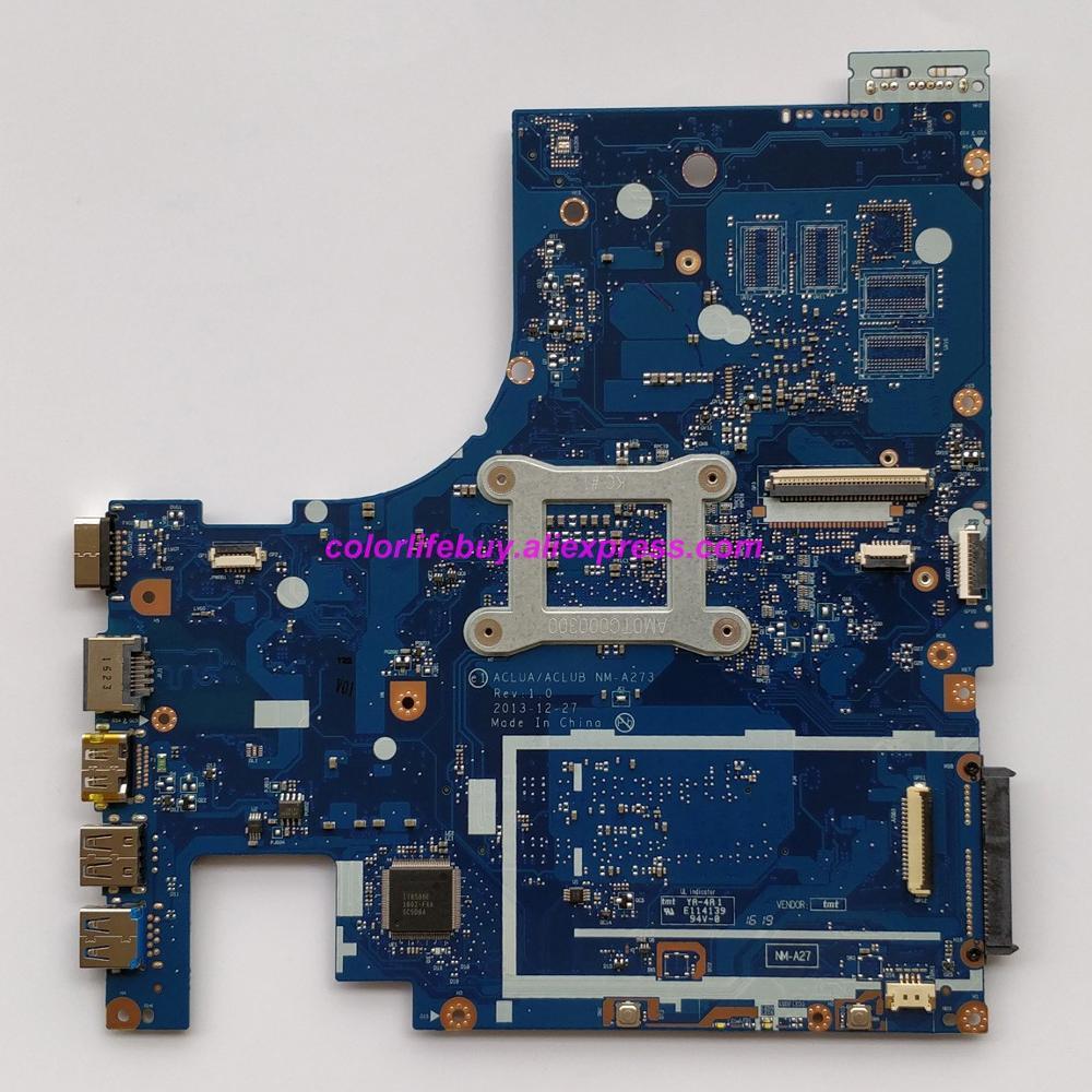 מפתחות ושלטים 5B20G45504 Genuine w i7-4510U מעבד ACLUA / ACLUB NM-A273 w Mainboard Motherboard נייד 840 m / 2G עבור מחשב נייד Lenovo Z50-70 (2)