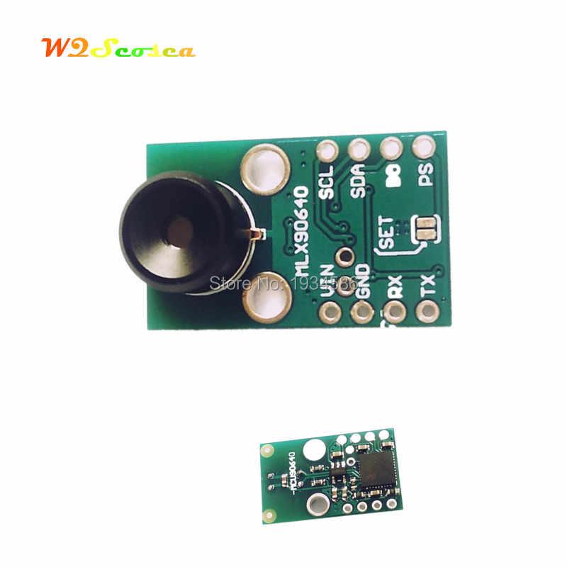 MLX90640 MLX90640BAA 32*24 pixels IR Infrared Temperature