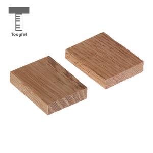 Image 3 - Tooyful دائم خشب متين القيثارات الصوتية جسر مع المشبك الفلين طوقا لتقوم بها بنفسك القيثارات إصلاح صيانة أطقم