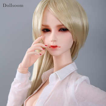 Free Shipping Dollsoom Dia BJD Doll 1/3 Super Gem Fashion Romantic Sexual Hot Female Resin Figure Model Toys for Girls Luodoll - DISCOUNT ITEM  26% OFF All Category
