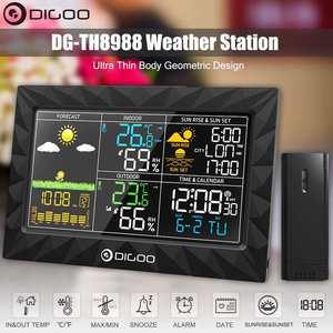 DIGOO DG-TH8988 Color Weather