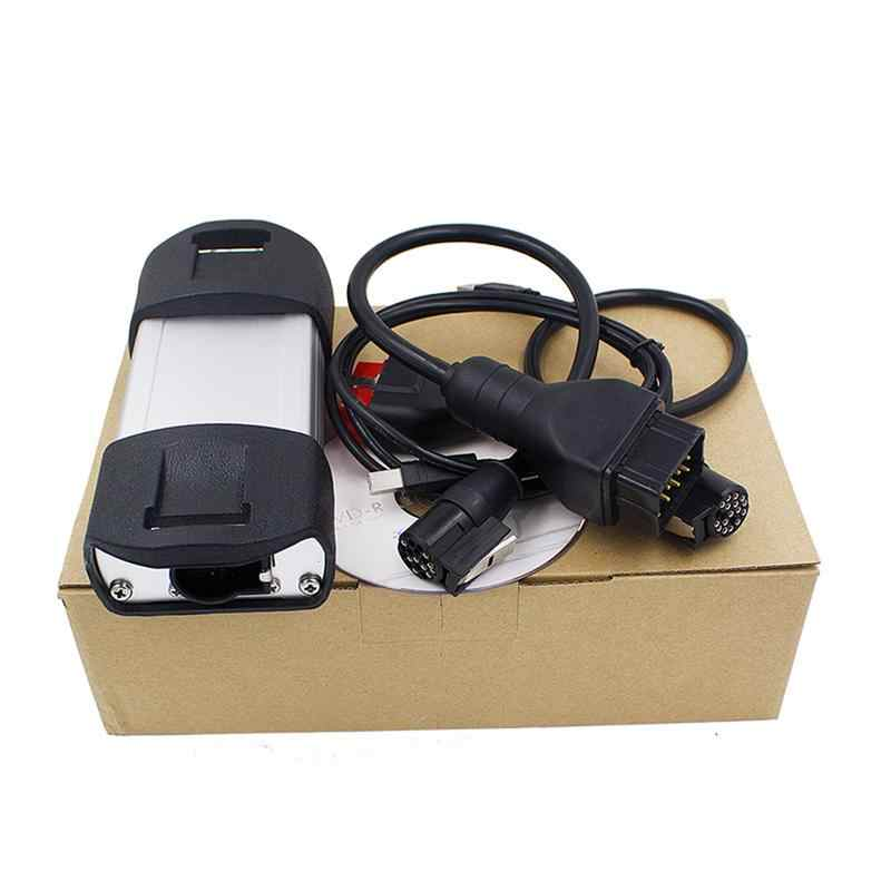Может закрепить V178 для Renault диагностировать OBD2 автоматический сканер с диагностическим интерфейсом инструмент полный чип автомобиль ремонт инструменты
