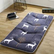 Mattress Tatami Mat Folding Mattress for Bedroom Sleeping on Floor Mat Folding Mats Without Pillows Cusion(China)