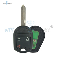 Remtekey CWTWB1U793 Remote key 3 button 315Mhz for Ford F 150 F 250 F 350 F 450 F 550 2012 2013 with 4D63 80 bit chip