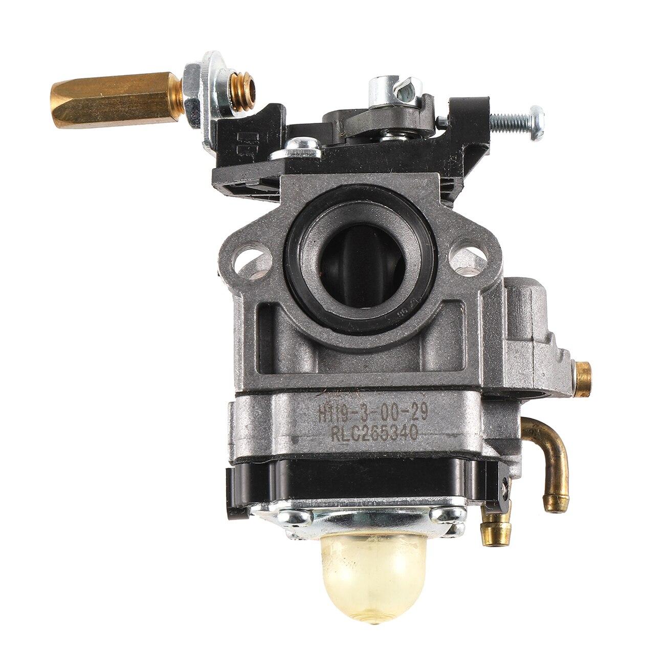 Brush Cutter Trimmer Carb Carburetor For Husqvarna 143RII Replace