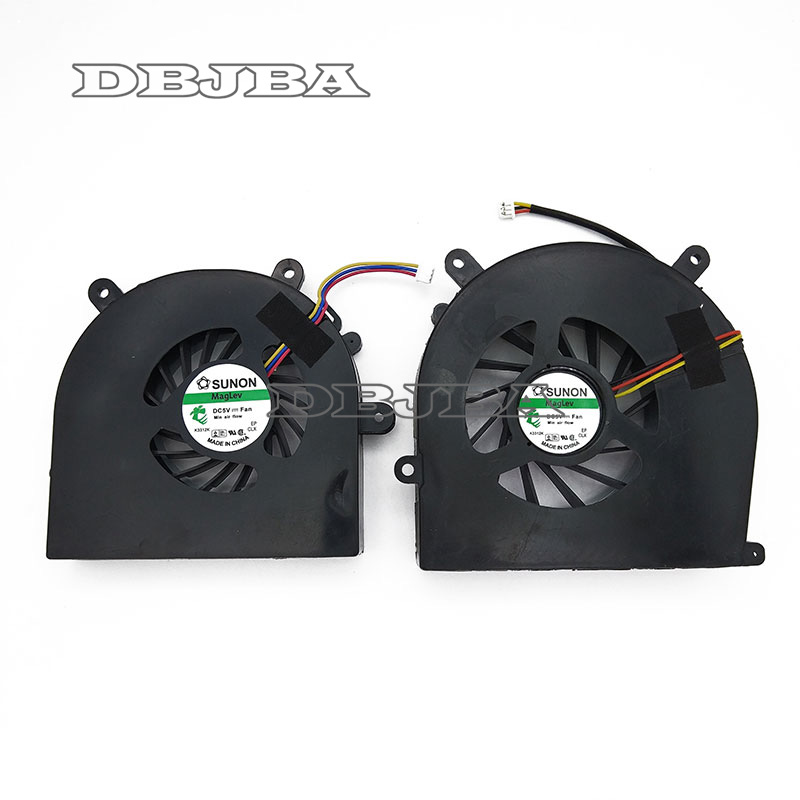 New for Clevo P170EM BS6005HS-U0D CPU Cooling Fan