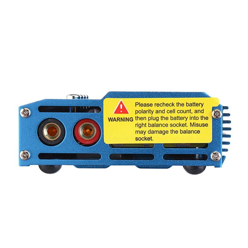 Original SKYRC IMAX B6 60W 6A cargador de equilibrio descargador US/UE/UK/AU con fuente de alimentación para LiPo Li-ion LiFe Nimh Nicd batería - 3
