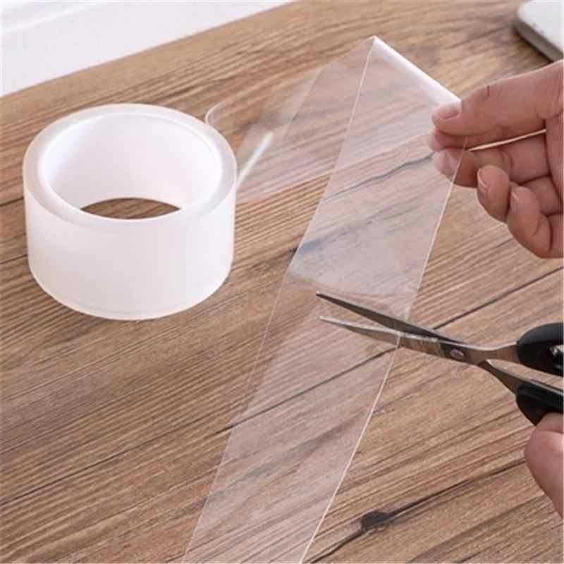 Bathroom Kitchen Mildewproof Tape Waterproof Acrylic Transparent PVC Sink Gap Seal Strip Mildew Proof Tapes