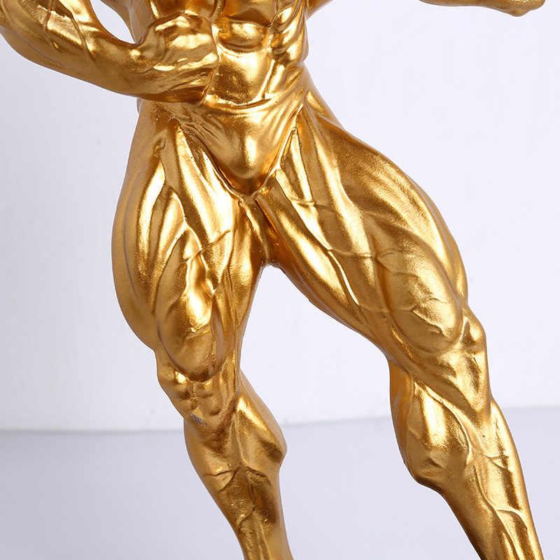 Best трофей для бодибилдинга бокс Чемпион Геркулес мужской модель медаль Трофейная награда домашнего интерьера спортивный сувенир подарки сувениры