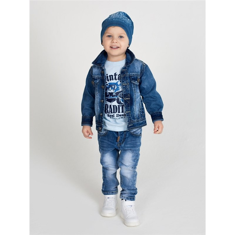 Jackets & Coats Sweet Berry Denim jacket for boys children clothing vector waterproof children ski jackets winter warm boys girls jackets outdoor jacket sport snow skiing snowboarding clothing