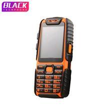 Guophone A6 9800 mAh Мощность банк Водонепроницаемый мобильного телефона ежедневно 2,4 «0.3MP Камера с фонариком и русской клавиатуры сотовые телефоны