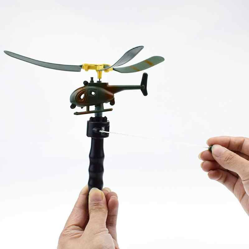 Helicóptero engraçado brinquedos para crianças brinquedo do brinquedo do bebê modelo de jogo do bebê helicóptero