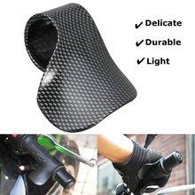 2X Универсальный мотоцикл E-Bike помощь запястье отдых круиз дроссельная заслонка контроль Cramp Grip Rocker Для Kawasaki для Yamaha
