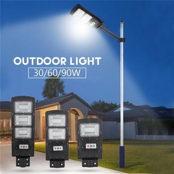 Everything Is Solar™ LED Solar Street LED Light 30W 60W 90W