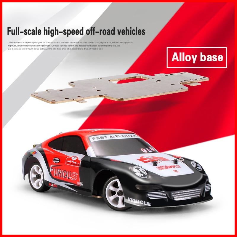 WLToys 4WD RC voiture K969 1:28 4CH hors route SUV 2.4GHz haute vitesse monstre 30 KM/h RC Buggy Rock Rover voitures de course pour garçons ZLRC