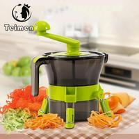 Home Multi Function Vegetable Spiral Planing Wire Roll Film Reel Onion Slicer Food Vegetable Chopper Kitchen Supplies