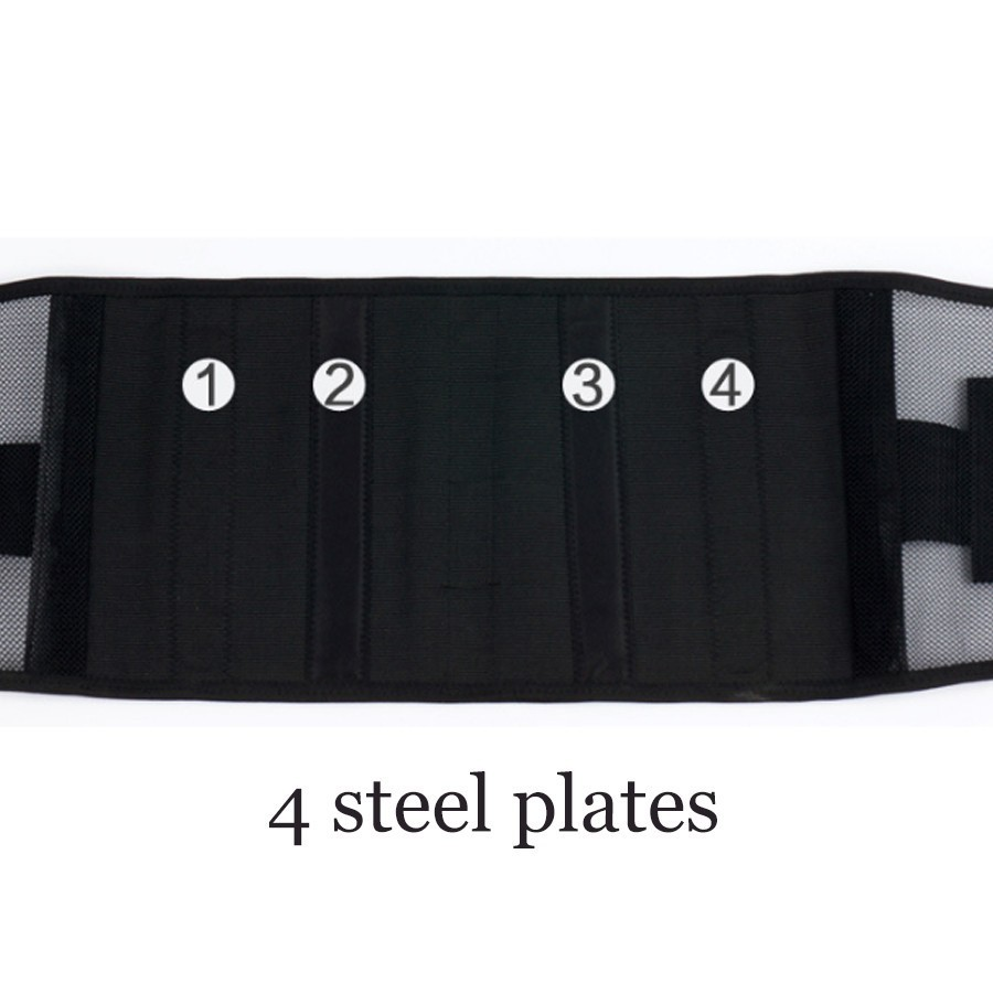Waist Pain Relief Belt Back Corset for Men Women Heavy Lift Work Back Support Brace Straps Lumbar Support Belt Posture Corrector in Braces Supports from Beauty Health