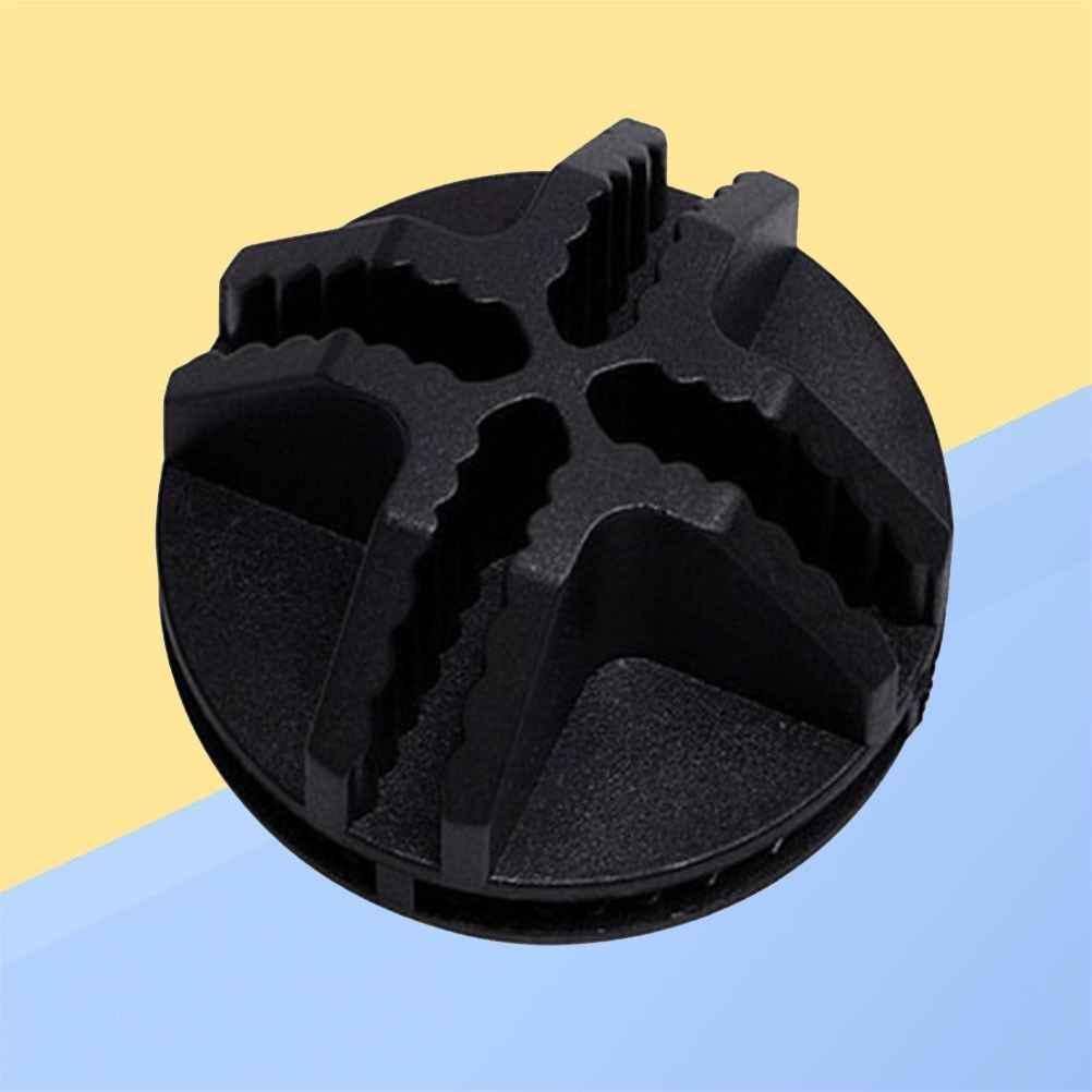 Проволочное звено в виде Куба ящик для хранения мини Сетка угловой оснастки нажмите Новый