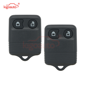 Kigoauto 2 uds control remoto de coche para Ford Escape CWTWB1U331 botón 2 433Mhz