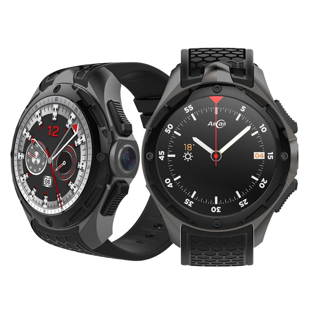 W2 3g Смарт часы телефон Для мужчин Водонепроницаемый монитор сердечного ритма 2.0MP Камера 2 ГБ + 16 ГБ, WI FI gps Android 7,0 Smartwatch 9 режимов Спорт