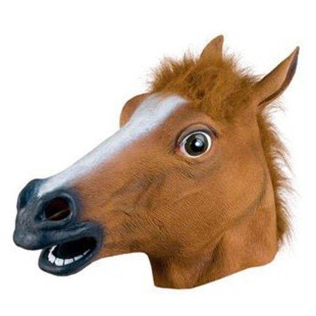 Halloween COS Mask Horse Head Mask