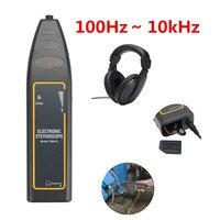 EM410 Automotive Electrical Stethoscope Car Noise Finder Diagnostic Detector Listening Device Machine Car Transmission Tester
