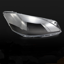 Car Left/Right Clear Headlight Lens Shell Cover Lamp Housing Assembly For Benz S Class 2010-2013 Replacement LED Plastic Mask