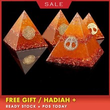 AURA REIKI Orgonite Horus Augen Olympia Pyramid Energy Generator Jucai Cleopatra Transit Resin Decorative Craft Jewelry Gift